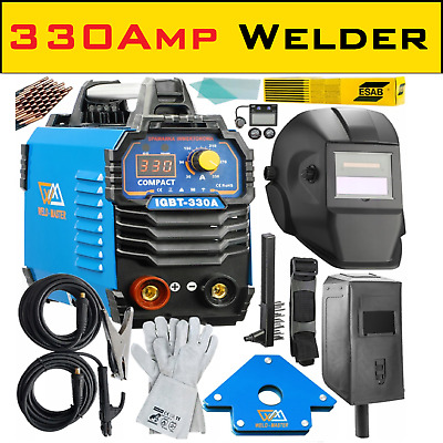 330 Amp Inverter Welder MMA Portable Welding Machine 240v. Welding Tools • 169£