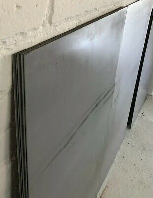 1mm Sheet Steel  500X1000mm Car Body Repairs Large Sheet British Steel 19 Guage • 21£