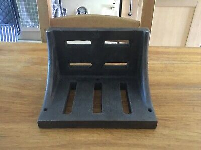 Engineers Angle Plate Cast Iron . 8x6x5 • 50£
