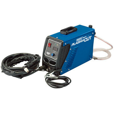 Draper Expert 230V 40A Plasma Cutter Kit 12mm Cutting Capacity Face Mask Include • 299£