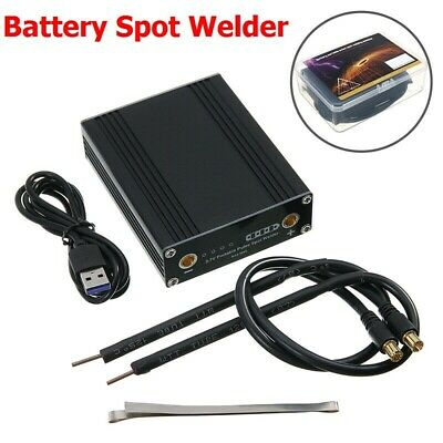 UK DIY Spot Welder Mini Spot Welding Machine With Quick Release Pens & Battery • 33.69£