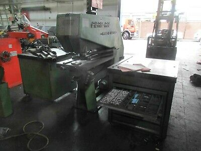 Pierce All 3025 Non Cnc Metal Punch Press C/w Tooling / More Machinery For Sale • 2,500£