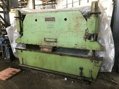 3metre Pressbrake Pearson For Sale / Many Other Used Machines For Sale • 3,000£