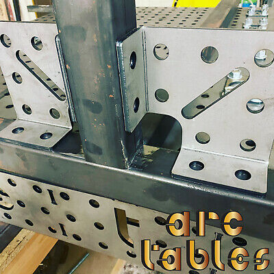 Welding 90° Angles Welding Table Fabrication **PAIR** ***PRE-ORDER*** • 20£