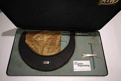 Moore & Wright 5-6  External Micrometer. No.1966. • 22.99£