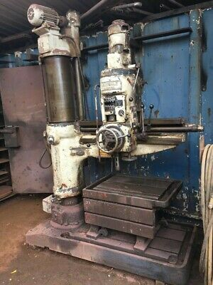 Archdale Radial Arm Drill • 1,250£