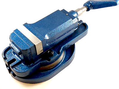 Precision Machine Vice Milling Vice Vise100MM 4  Swivel Base  KAF • 50£