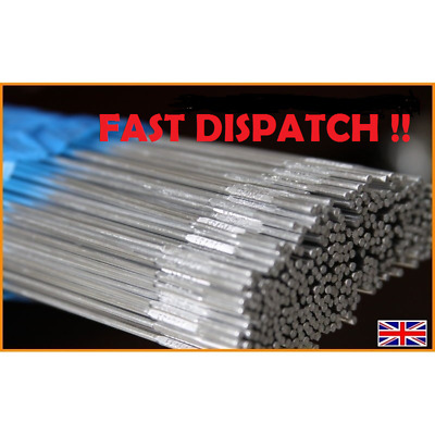 Swp Stainless Steel Tig Welding Filler Wire Rods E316l 1.6mm & 2.4mm F&f • 29.99£