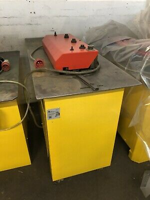 Sheet Metal Lockforming Machine / Many Other Machines For Sale • 1,700£