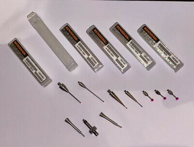 Selection Of 7x Renishaw Stylus (renishaw) • 60£