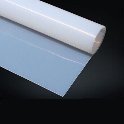Nature Silicone Rubber Sheet Plate High Temp Resistant Mat 500x500mm 1/2/3mm • 20.29£