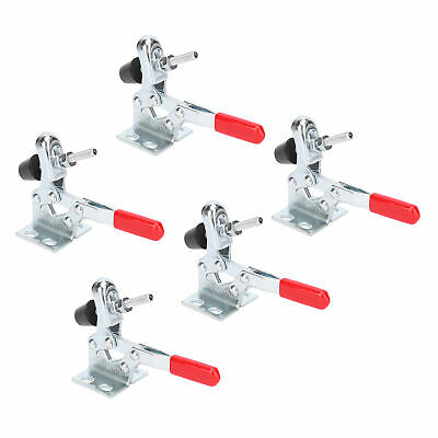 Quick Clamp Stable Clamping 5Pcs Safe And Reliable Toggle Clamp Electronic • 9.64£