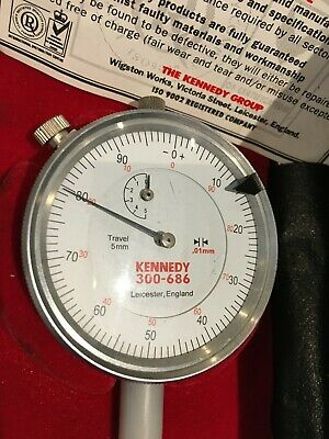 Kennedy Dial Test Indicator 300-686 • 40£
