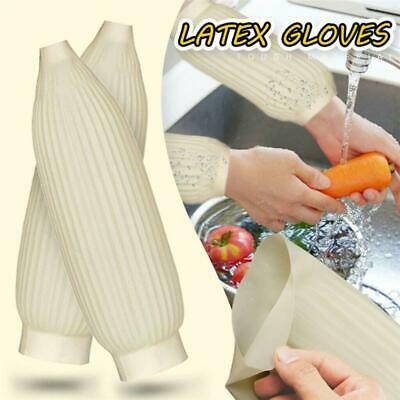 Waterproof Sleeve Cleaning Sleeve Arm Protection Sleeve Work Cleaning Supplies • 7.06£