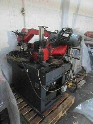 Macc Industrial Horizontal Bandsaw 315 SI / Many Other Machines For Sale • 2,750£