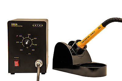 660A Analogue Soldering Station From Antex (U7825F0) • 99.99£