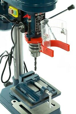 Erman Drill Press 350W 230V Clamp Included With Height-adjustabe Drill Table • 72.35£