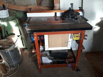 UJK Router Table With All The Extras  • 900£