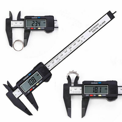 Digital Electronic Watch Caliper Digital Measurement 150mm New Durable • 5.04£