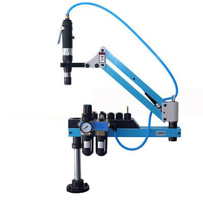 M3-M12 Universal Type Auto Pneumatic Tapping Tool Air Tapping Drilling Machine • 439£