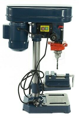 Erman Drill Press 1450W 230V Clamp Included With Height-adjustabe Drill Table • 77.42£