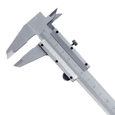 Protable Mitutoyo 530-104 Vernier Caliper Metric/Inch 0-150mm/0-6  New • 17.63£