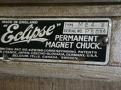 Eclipse Magnetic Chuck • 220£