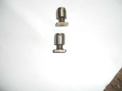 Clarkson  Small Auto Lock Collet Chuck 1/4inch Collets X 2 In Good Condition • 6£