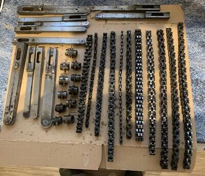 Morticer Chains Bars An Sprockets  • 400£