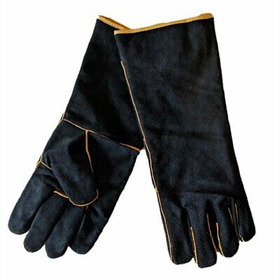 Craftright 40cm Black And Gold Welding Gloves • 10.52£