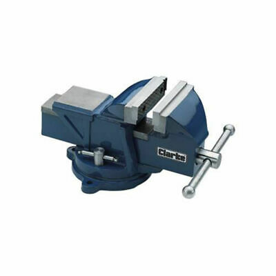 Clarke CVR100B 100mm Swivel Base Bench Vice • 37.66£