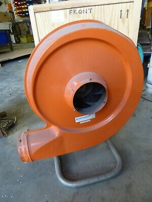 Nederman Fume Extractor Fan Three Phase Used With Mounting Bracket • 60£