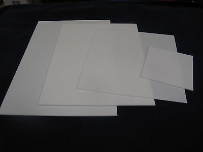 Ptfe Sheet Various Sizes And Thicknesses • 9.85£