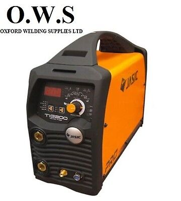 Jasic Pro 200 Ac/dc Mini Digital Tig Welder  • 1,120£