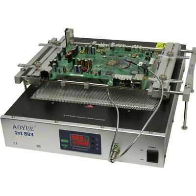 Aoyue 883 Infrared Preheater With Variable Temperature For Reworking PCB's • 292.50£