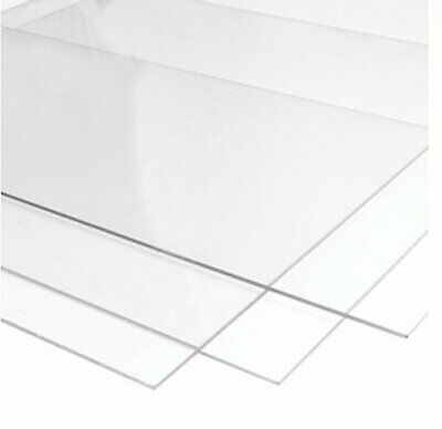 Clear Perspex Acrylic Sheet Panel Cut To Size  • 77.50£