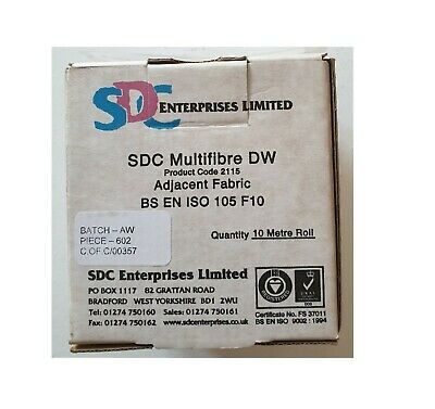 SDC Multifibre DW 10m Roll Product Code 2115 • 40£