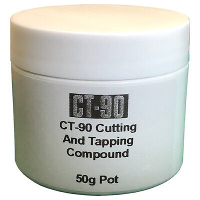 Action Can CT-90 Cutting & Tapping Compound - 50g Pot - Engineering • 7.75£
