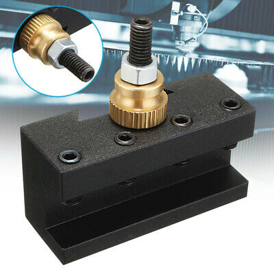 Mini Lathe 1/4-1/2 Facing Turning Tool Holder For CCMT TCMT Milling Inserts • 6.56£