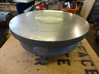 """PVE 14 """" Surface Plate, Extremely Nice With Height Adjusters • 180£"""