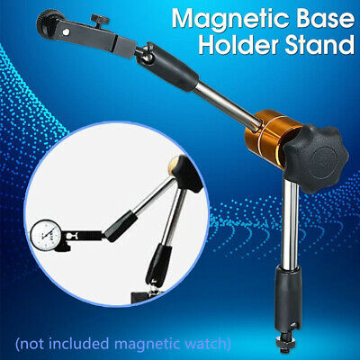 Universal Holder Dial Test Indicator Adjustable Metal Stand Magnetic Base Strong • 9.33£