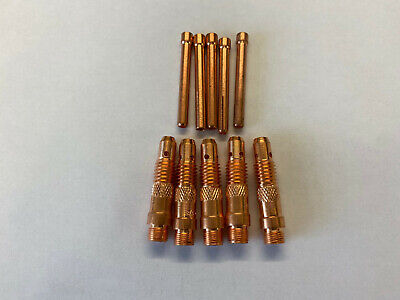5 X 3.2mm Collets & 5 X 3.2mm Collet Bodies, WP17, WP18, WP26 • 5.95£