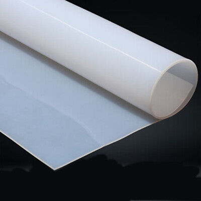Heat-Resistant Food Grade Milk Silicone Rubber Sheet Mat Thick 1/2/3MM 20 X20  • 36.53£