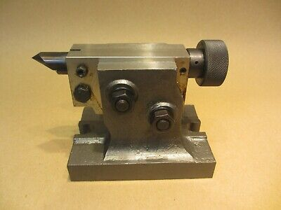 TAILSTOCK For DIVIDING HEAD Or ROTARY TABLE - 100mm 4  Milling Machine  • 49.99£