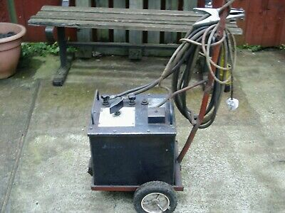 Oil Cooled Welder With Built In Battery Charger • 90£