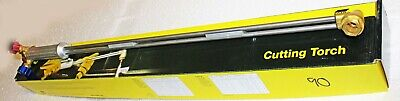 ESAB Oxygen  Acetylene / Propane Cutting Torches 18  / 27  / 36   Various Angles • 69£