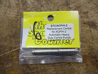 Automatic Centre Punch Replacemnt Tips • 6£