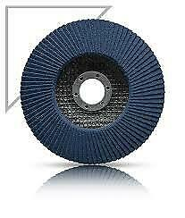 Karbosan 100x16mm 40G Conical Flap Disc (BOX OF 10) • 8.20£