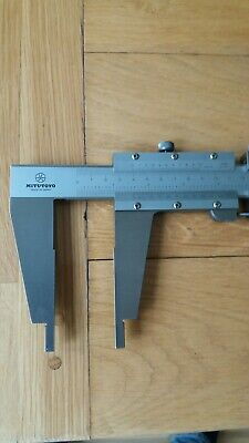 Mitutoyo Vernier.  160 - 103.  24   600mm. Excellent Condition. Hardened St St. • 75£