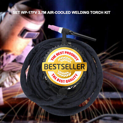 TIG Welding Torch Complete With Flexible & Valve Head UK • 43.99£